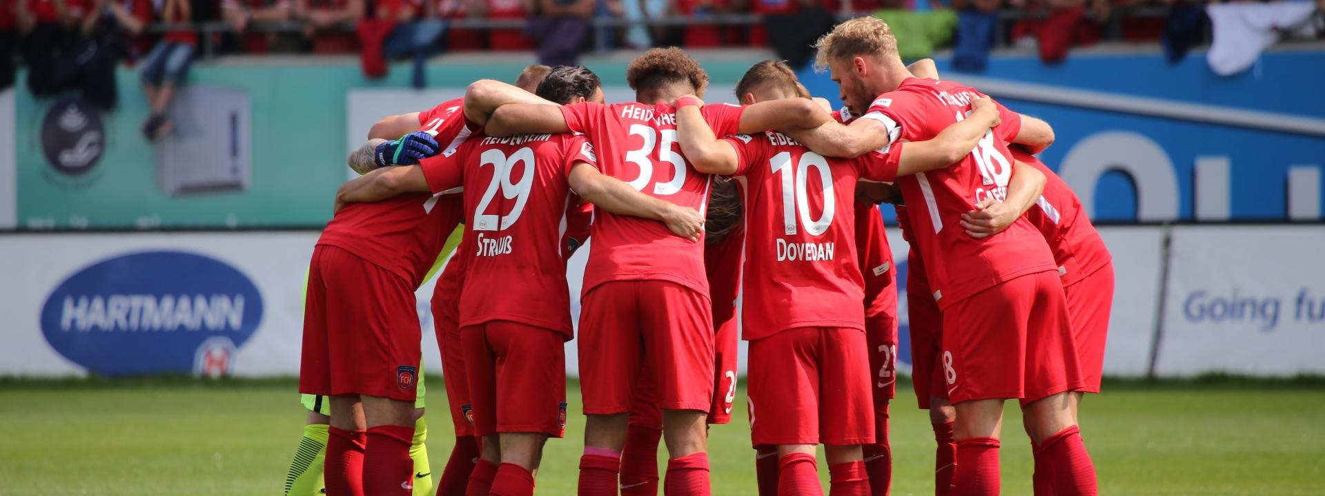1 Fc Heidenheim 1846 E V Spielplan