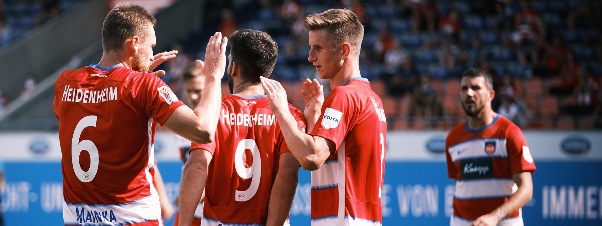 Fc Heidenheim Tabelle