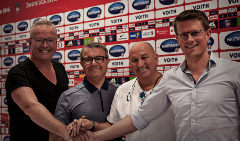 Kooperation FFV Heidenheim / FC Heidenheim